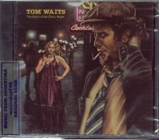 TOM WAITS THE HEART OF SATURDAY NIGHT SEALED CD NEW