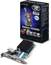 Sapphire Grafikkarte Radeon HD 5450 1GB DDR3 LP (11166-32-20G)