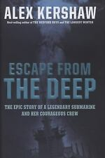 Stock photo  Escape from the Deep : The Epic Story of a Legendary  First Edition