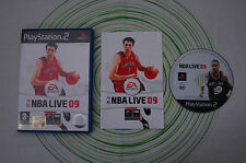 Nba live 09 ps2 pal