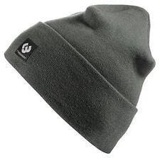 RAGWEAR stylische Feinstrick Mütze Beanie COOK anthrazit grau NEU