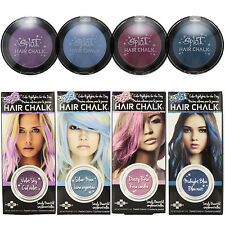 Splat Hair Chalk Pastel Colors Highlights for the Day SET (4-PACK)