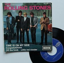 "Vinyle 45T Rolling Stones  ""Time is on my side"""