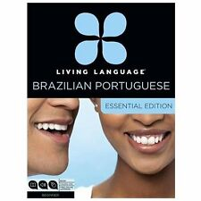 Living Language Brazilian Portuguese, Essential Edition: Beginner course, includ