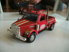 Shinsei Mini Power Chevy Custom Pick-up truck in red on 1:30