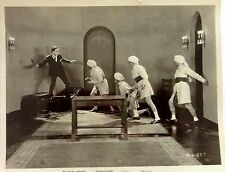 1924 Orig. Movie Still of lost silent film serial INTO THE NET w/ Jack Mulhall