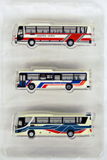 "Tomytec The Bus Collection 3 Bus Set ""Sapporo Bus Terminal Set"" A 1/150 N scale"