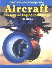 Aircraft Gas Turbine Engine Technology by Irwin E. Treager (1995, Paperback)
