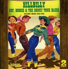 Vol. 3-1954-55-Hillbilly Bop Boogie & The Honky To - Hi (2008, CD NEU)2 DISC SET