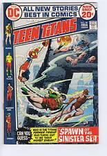 Teen Titans #40 DC Pub 1972