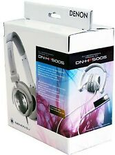 Denon DJ - DN-HP500 - SW Pro Closed-Back DJ Headphones - White
