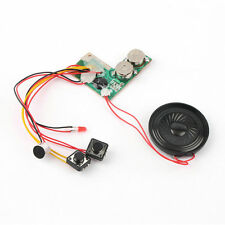Recordable Voice Module for Greeting Card Music Sound Talk chip musical DG