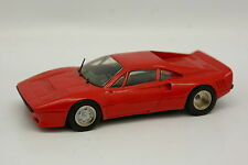 Record  kit monté 1/43 - Ferrari 288 GTO Rouge