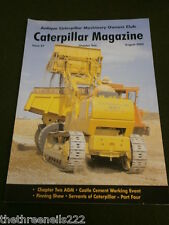 CATERPILLAR MAGAZINE #47 - FINNING SHOW - AUG 2005