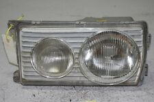 Scheinwerfer vorne links Mercedes Benz W123 123 HELLA H3 H4 left head light 1984