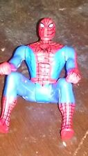 Mavel Action Figure Spider-Man Motercycle 1995/Disney/G.I. Joe/DC Comics