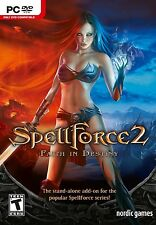 SpellForce 2 Faith in Destiny PC Games Windows 10 8 7 Vista XP Computer rpg rts