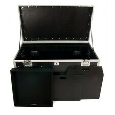 Cable Road Trunk Flight Case with adjustable divider system and tray
