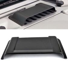 New Black Car Auto Cowl Vent Hood Scoop Fit For Jeep Wrangler 2007-2015