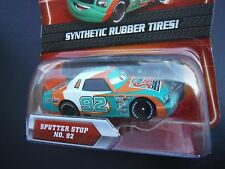 DISNEY PIXAR CARS SPUTTER STOP RUBBER TIRE KMART SAVE 5% WORLDWIDE FAST SHIP