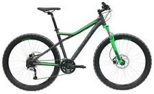 "Bulls Sharptail 2 DISC 56 cm GRIGIO VERDE 27,5 ""Mountain Bike 2016 Shimano 24 MARCE"