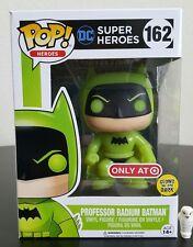 Funko Pop! PROFESSOR RADIUM BATMAN Glow in the Dark Target Exclusive