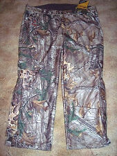 Browning Camo Pants Real Tree Camo Scent Control Hunting Pants 3X Realtree $150+