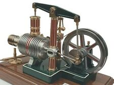 Beamer Stirling Cycle Beam Engine Plans
