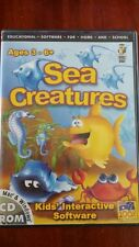 Sea Creatures  PC GAME - FREE POST