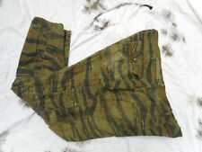 US ARMY SPECIAL FORCES vietnam TIGER STRIPE jungle BDU utility COMBAT TROUSERS x