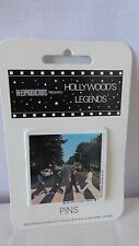 The Beatles 1991 Hollywoods Legends Abby Road Pins #G802