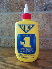 MAC's No. 1 Auto Cleaning and Glazing Compound 8.5 oz.