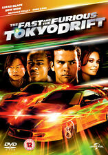 THE FAST AND THE FURIOUS - TOKYO DRIFT - DVD - REGION 2 UK