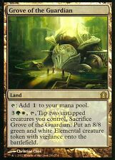 Grove of the Guardian FOIL | EX | Return to Ravnica | Magic MTG
