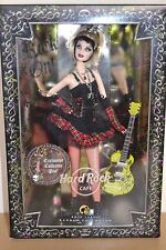2008 Gold Label Barbie De Hard Rock Cafe