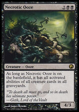 MTG NECROTIC OOZE ASIAN EXC - MELMA NECROTICA - SOM - MAGIC
