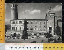 9734] ANCONA - CERRETO D'ESI - PALAZZO COMUNALE _ 1963