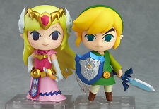The Legend of Zelda Link & Zelda The Wind Waker HD Ver. Nendoroid