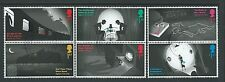 GREAT BRITAIN 2016 AGATHA CHRISTIE SET OF 6 FINE USED