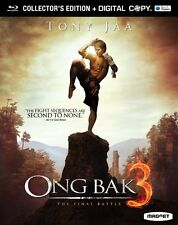 Ong Bak 3 (Blu-ray Disc, 2011, Collector's Edition; Includes Digital Copy)
