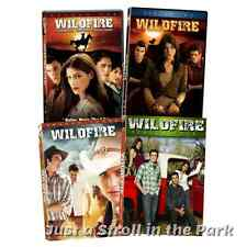 Wildfire: Complete TV Series Seasons 1 2 3 4 Box / DVD Set(s) NEW!