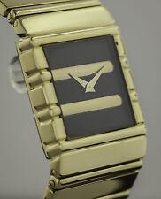 Piaget, Mens, 18K Solid Gold, Quartz, Black Dial, 713-C701
