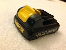 New 2016 Dewalt DCB120 12V 12 Volt Max Battery Lithium Ion Li-Ion
