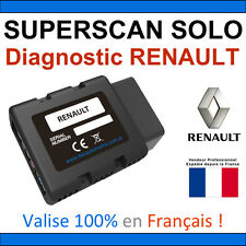 Valise Diagnostic RENAULT- OBD2 BLUETOOTH CAN CLIP DIALOGYS AUTOCOM DELPHI