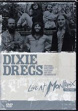 Dixie Dregs - Live At Montreux 1978     -DVD-   NEU&OVP/SEALED!