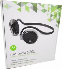 Motorola MOTOROKR S305 Bluetooth Stereo Headphones w/ Mic - New Retail Pack