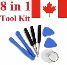 8 in 1 Repair Opening Pry Tools Screwdriver Kit Set for iPhone 6S Plus 6 5S SE