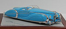 Illario Chromes 1:43 DELAHAYE 175S Saoutchik 1949, absolutely stunning model!