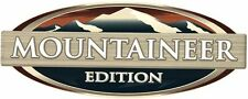 1 RV TRAILER MONTANA MOUNTAINEER EDITION LOGO DECAL GRAPHIC -1237