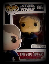 Star Wars - Han Solo (Snow Gear) - Limited Vinyl Figure - Funko Pop!